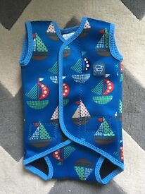 Splash About Swim Baby Wrap Wetsuit