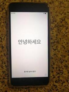 Black Iphone 8 Plus 64 GB