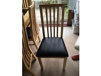 Atlantis dining table and 6 chairs - offers considered