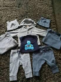 Baby boys gap bundle aged 0-3months