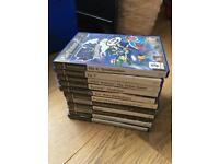 Ps2 games - ratchet and clank, sly, lord of the rings
