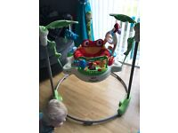 Jumperoo in Excellent condition for sale!!