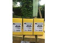 timco nylon hammer fixings 3 boxes