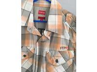 Firetrap shirt size small.