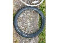 Mixed bmx/mountain bike tyres