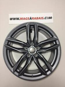 Mags 17 '' Audi HIVER  **disponible avec pneus**  225/45/17 225/50/17 245/45/17 235/55/17