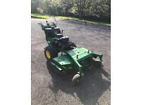 John Deere mower lawnmower