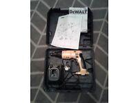 12v DeWALT Dry Wall Screwdriver Drill