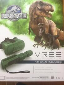 BRAND NEW Jurassic World VRSE