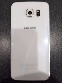Samsung galaxy s6 64Gb white. Network free and great condition