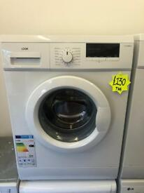 *** Logik 7kg 1200spin washing machine***Free Delivery**Fitting**Removal