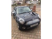 Mini One (59) With Private Plate & Pepper Pack -38k miles - £4700