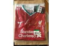Liverpool kit Home XL Kids (Brand New)