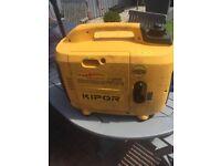 portable quiet petrol generator