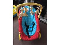 Hauck Baby Rocker Chair