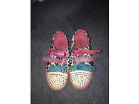 Girl size 1-2 shoes