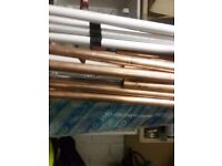 30 length of 15mm copper pipe