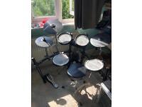 Roland td-4 electric drum kit