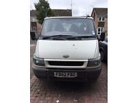 FORD TRANSIT TIPPER TRUCK, RELIABLE, LONG MOT,