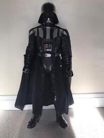 """Large 31"""" Darth Vader Figure"""
