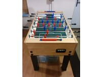 GARLANDO G-500 for sale - Freeplay Football Table