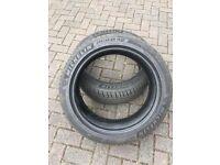 Michelin pilot sport 3, 2 225/40/19 and 2 225/35/19