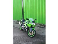 Zx6r sell or swap