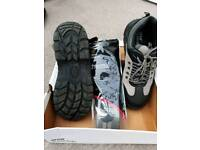 Work trainers Arco size 9