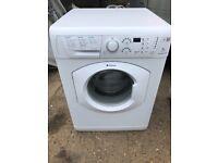 Hotpoint WMF740 7kg 1400 Spin Washing Machine in White #4736