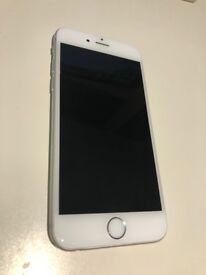 iPhone 6 16GB Silver Unlocked and in Great Condition!