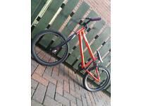 Subsin mini dirt jump bike