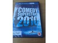 Comedy superstars 2010 dvd *new*