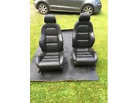 Audi TT mk1 leather seats and door cards