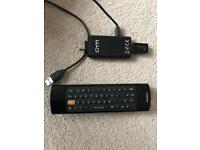 CnM smart dongle and wireless keyboard