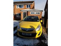 Vauxhall Corsa limited edition. Lady owner from new