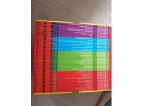 Set of 50 reading books