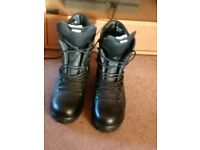 Altberg work boots size 9
