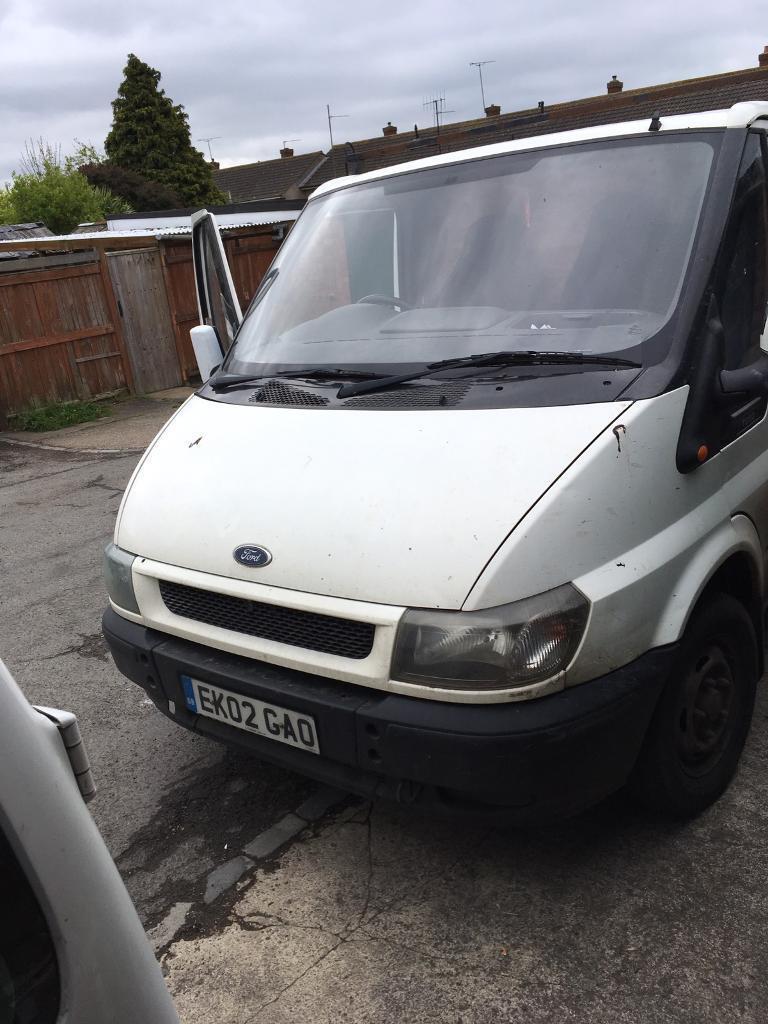 2002 ford transit - spares or repairs | in aylesbury