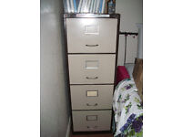 Tall Filling cabinet 10 pounds