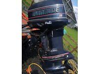Evinrude 90hp 2 Stroke Boat/Marine Engine
