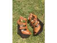 Brand new size 4 miss Selfridge heels