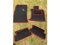 Mini Cooper floor mats