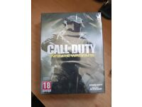 Call of Duty infinite warfare new sealed Standard Edition w/ Extra Content and Pin Badges