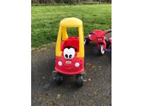 SOLD -Little Tikes Cozy Coupe - SOLD