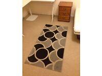 Modern stylish rug