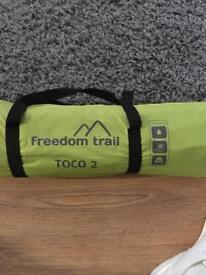 Freedom trail 2 man tent £10