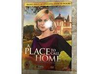 Dvd A place to call home 1-4 series