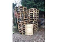 FREE Pallets small Pallets