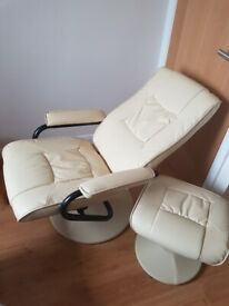 Brand new recliner/swivel chair