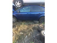 Ford Focus 2.0 tdci 2008 facelift breaking